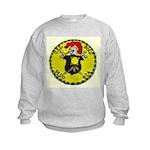 USS BOLD Kids Sweatshirt