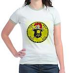 USS BOLD Jr. Ringer T-Shirt