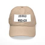 USS BOLD Cap