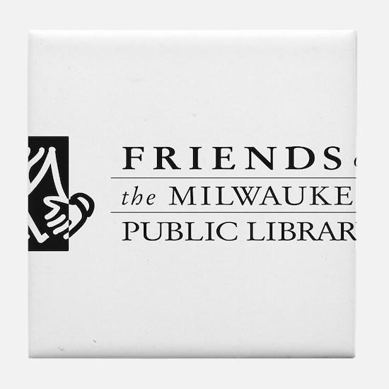 Friends of MPL Tile Coaster