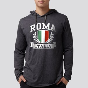 Roma Italia Long Sleeve T-Shirt