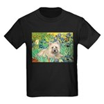 Irises/Cairn #4 Kids Dark T-Shirt