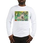 Irises/Cairn #4 Long Sleeve T-Shirt