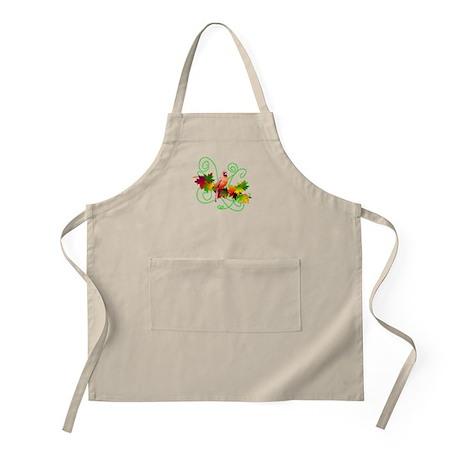 Cardinal Design BBQ Apron
