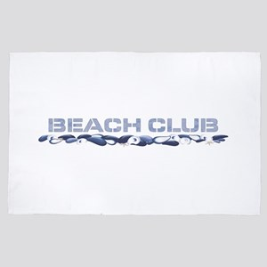 Beach Club Horiz 4' X 6' Rug