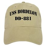 USS BORDELON Cap