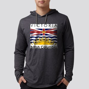 Victoria British Columbia Long Sleeve T-Shirt