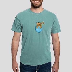 Cat pocket cute T-Shirt