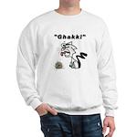Ghakk... It's a Hairball Sweatshirt