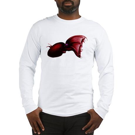 Vampire Squid Long Sleeve T-Shirt