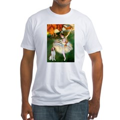 Dancer/Brittany Spaniel Shirt