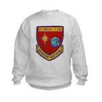 USS BOULDER Kids Sweatshirt
