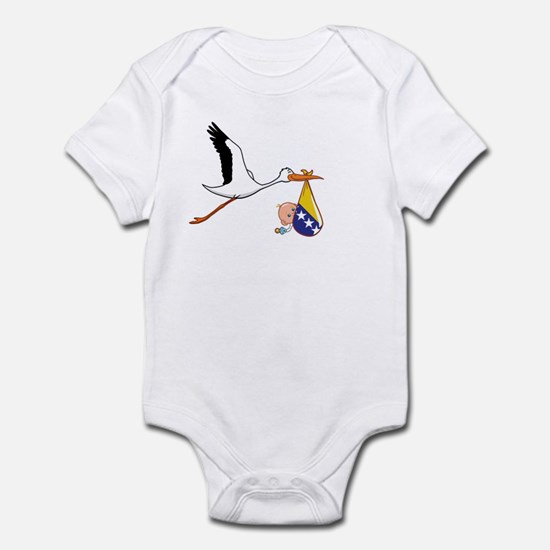 Roda Infant Bodysuit