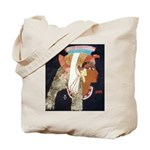 Isis & Nebthet Tote Bag