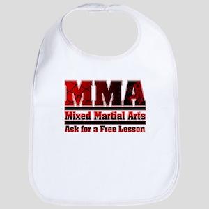 MMA Mixed Martial Arts - 2 Bib