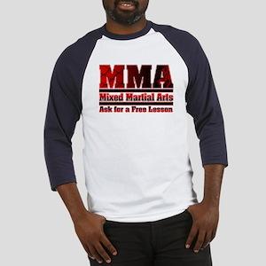 MMA Mixed Martial Arts - 2 Baseball Jersey