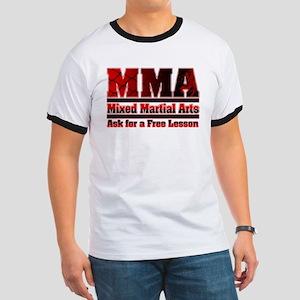MMA Mixed Martial Arts - 2 Ringer T