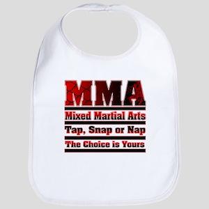 MMA Mixed Martial Arts - 3 Bib