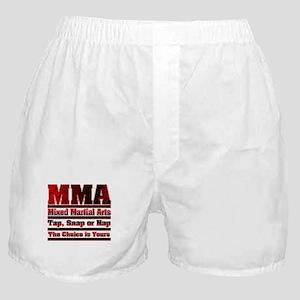 MMA Mixed Martial Arts - 3 Boxer Shorts