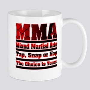 MMA Mixed Martial Arts - 3 Mug
