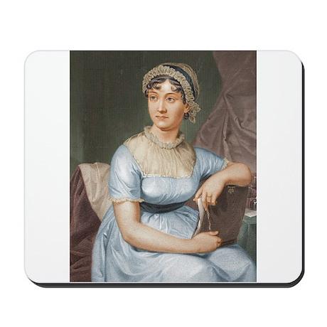 Austen in Colour Mousepad