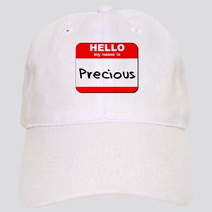 Hello my name is Precious Cap