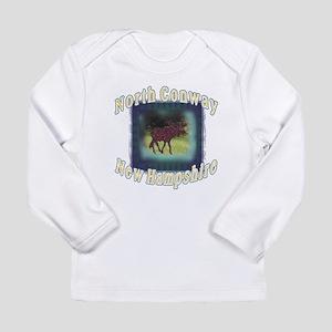 North Conway , New Hampshire Long Sleeve T-Shirt