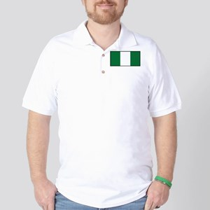 Nigeria Golf Shirt