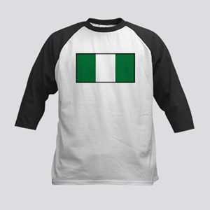 Nigeria Kids Baseball Jersey