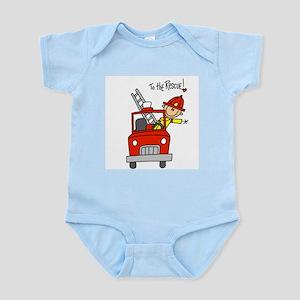Firefighter Rescue Infant Bodysuit