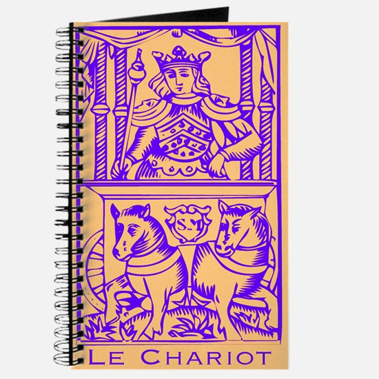 Le Chariot, Tarot Journal