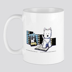 City Dog Mug