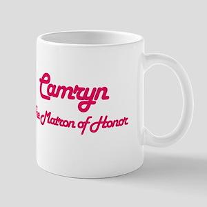 Camryn - Matron of Honor Mug