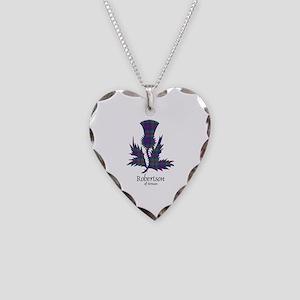 Thistle-RobertsonStruan Necklace Heart Charm
