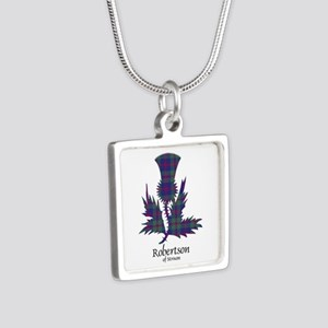 Thistle-RobertsonStruan Silver Square Necklace