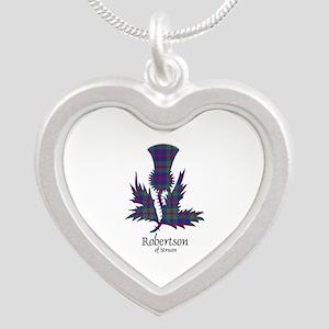 Thistle-RobertsonStruan Silver Heart Necklace