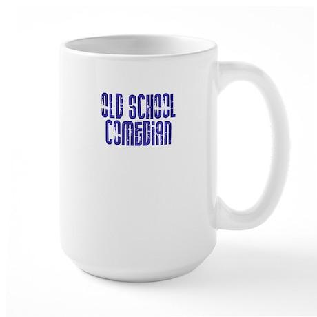 Old School Comedian Large Mug