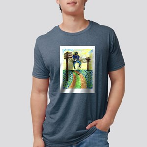 Girdners Waylon on the Wire T-Shirt