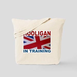 Hooligan in Training Tote Bag