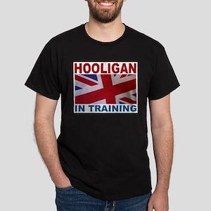 Hooligan in Training Dark T-Shirt