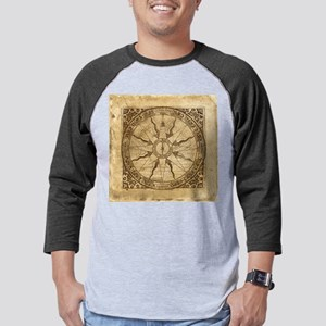 compass-3_tile Mens Baseball Tee