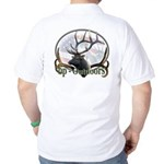 bp-Outdoors Elk Logo Golf Shirt