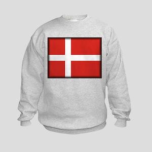 Denmark Kids Sweatshirt