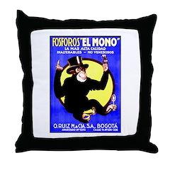 Fosforos Throw Pillow