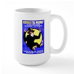 Fosforos Large Mug