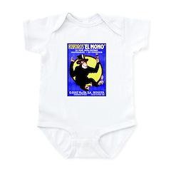 Fosforos Infant Bodysuit