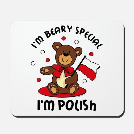 Beary Special Polish Mousepad