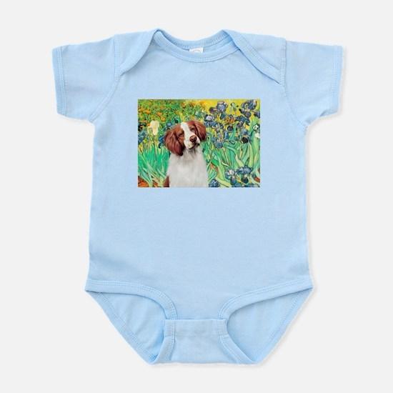 Irises/Brittany Infant Bodysuit