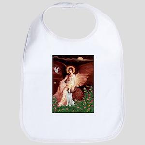 Angel/Brittany Spaniel Bib