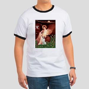 Angel/Brittany Spaniel Ringer T